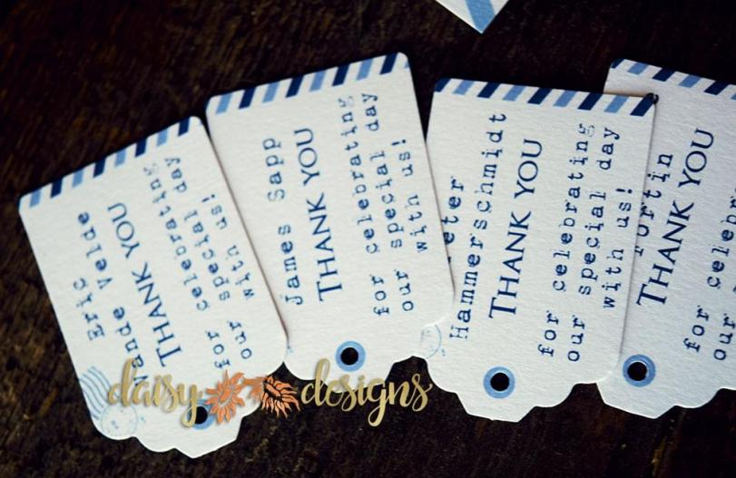 passport favour tags