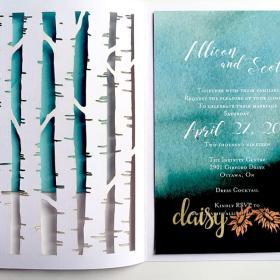 Birch Tree invite open