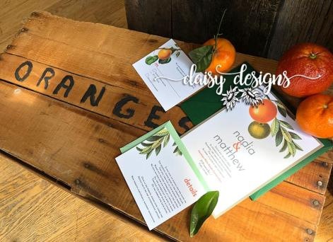 Citrus Grove suite with detail card