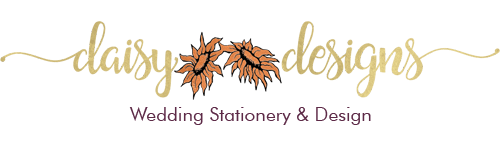 Daisy Designs - Wedding Stationery and Design