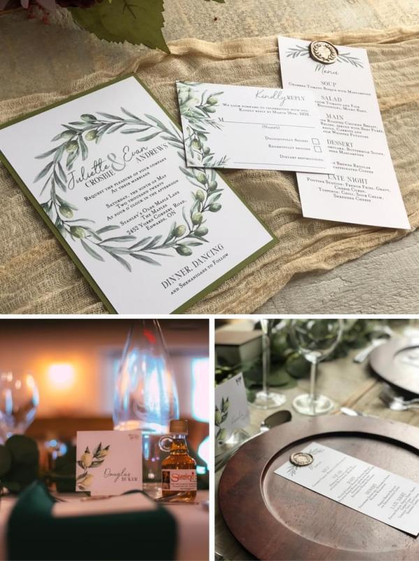 Small Wedding Package - Italian Garden
