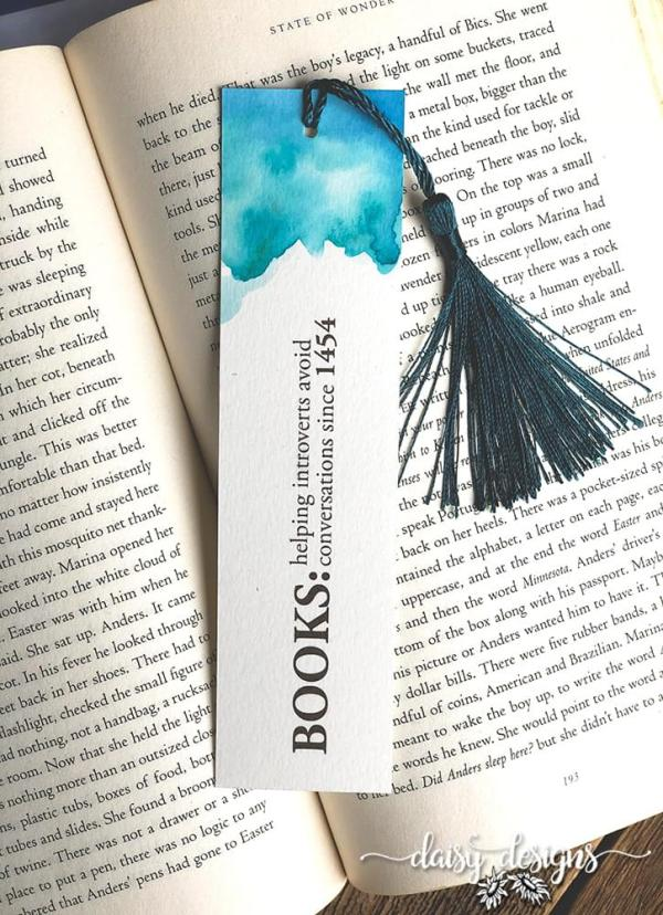 Introverts bookmark