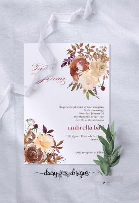 DIY Printable - Boho Romance