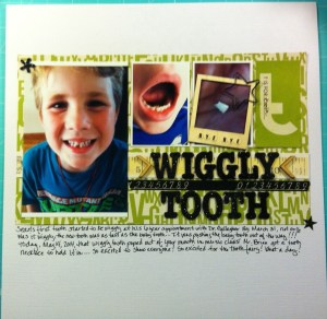 LOAD514 – Day Fourteen, Bye-Bye Wiggly Tooth