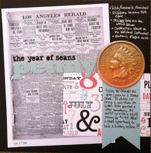 LOAD 514 – Day One, the year of seans penny