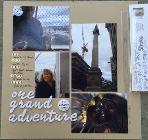 LO: One Grand Adventure, Open
