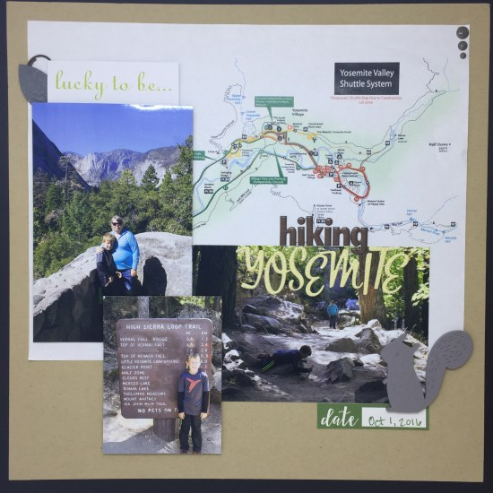 LOAD517 – Day 5 – Hiking Yosemite