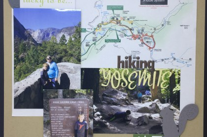 LOAD517 – Day 5 – Hiking Yosemite