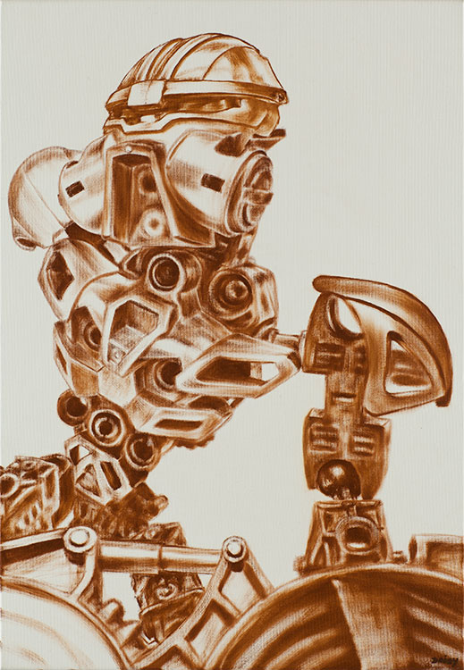 Bionicle Norik