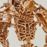Bionicle Vakama