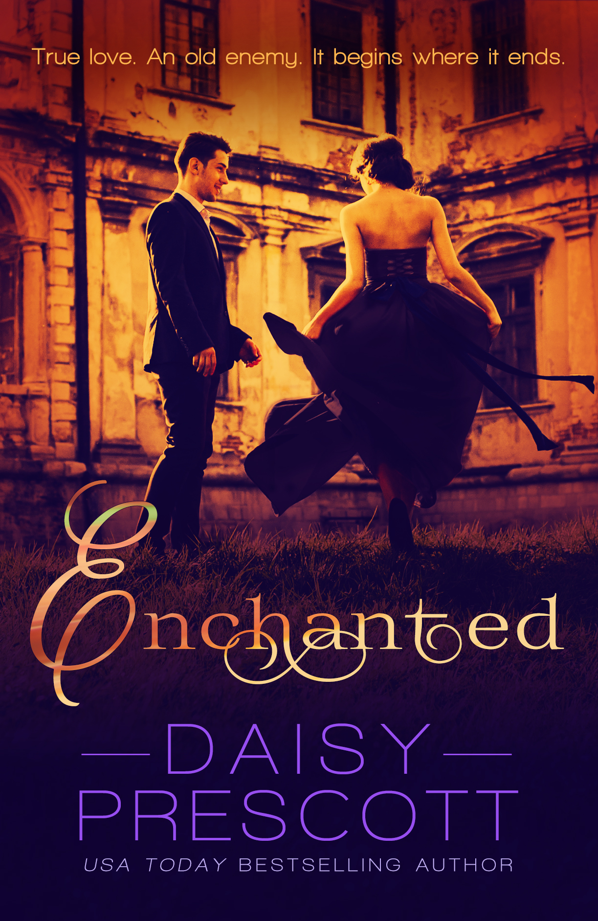 Enchanted is Live | Daisy Prescott