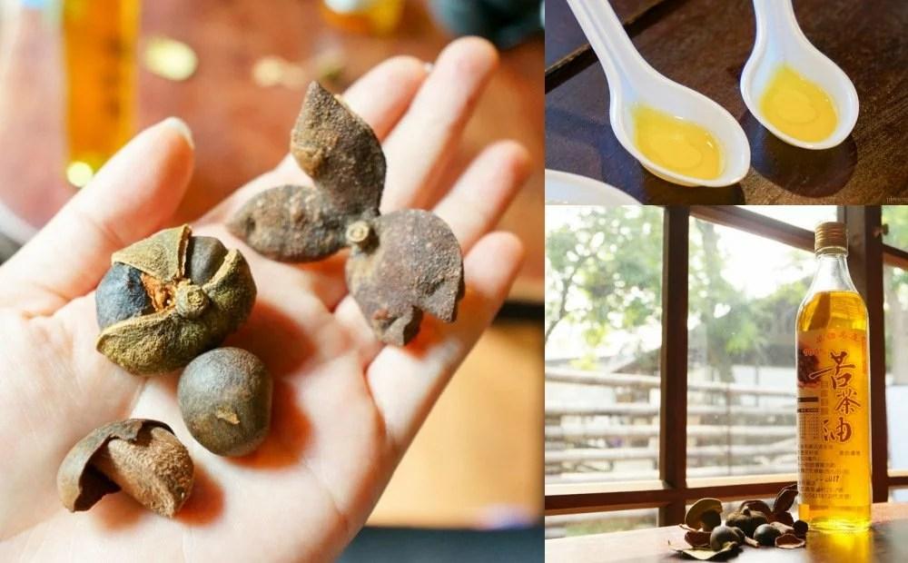 農村好物, 草嶺黃金苦茶油, 荷苞Gold蜜, 生態蘭染, 阿甘薯叔, 東港菜脯乾, 有機青仁黑豆醬油