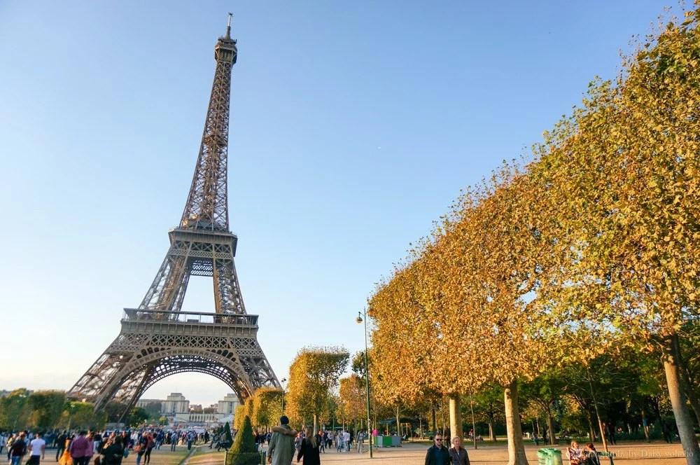 巴黎自助旅行, 巴黎自由行, toureiffel,巴黎鐵塔,艾菲爾鐵塔,巴黎景點,巴黎,歐洲之旅,環歐之旅,戰神廣場