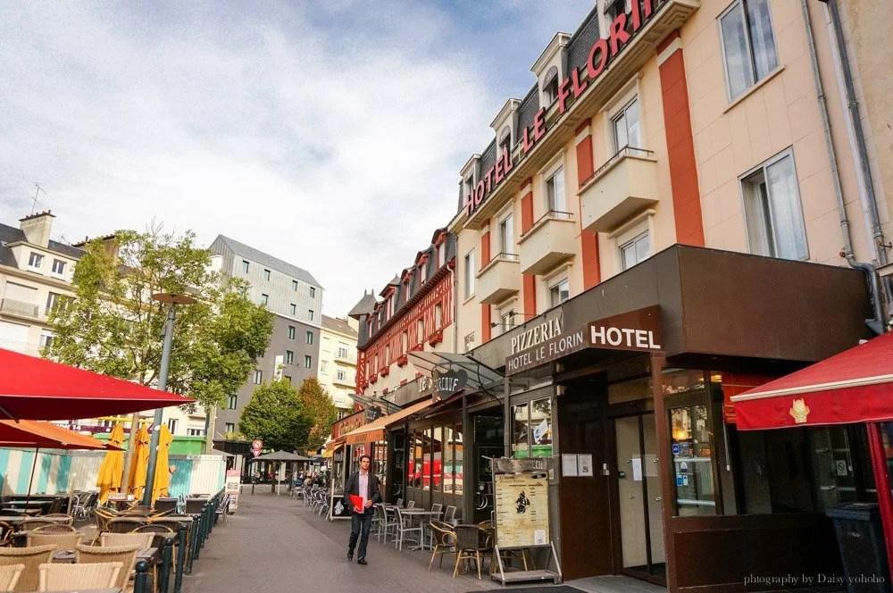 Rennes, le-florin, 漢恩, 雷恩, 住宿,聖米歇爾山, 法國, 歐洲自助, 歐洲, 漢恩住宿