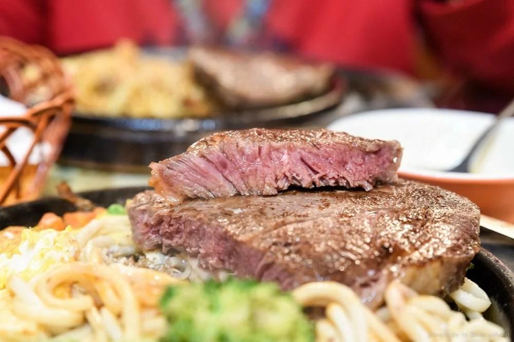厚切牛排, 板橋, 亞東醫院, 板橋美食, 排隊店, 板橋厚切牛排, 吃到飽, 美國牛, 牛肩, 沙朗