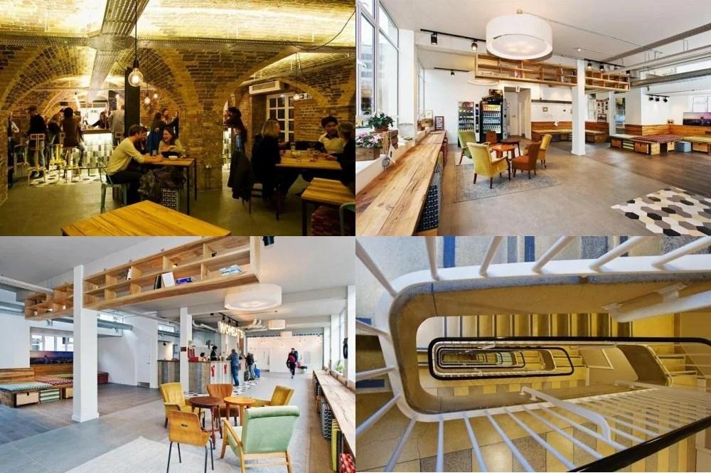 英國倫敦住宿推薦 | Wombats City Hostel London(倫敦袋熊城市旅舍)