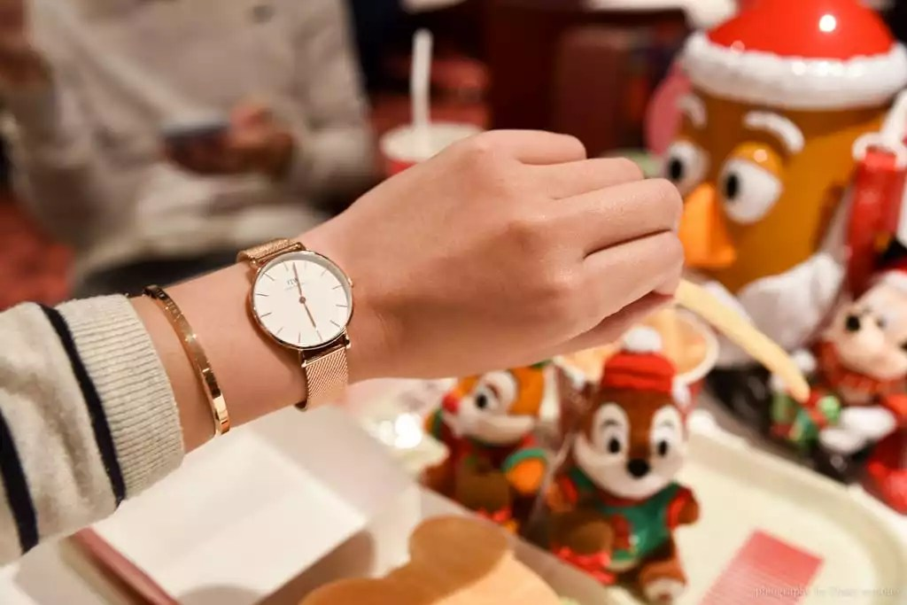 dw-watch, DW手錶, DW折扣碼, DW大小, DW玫瑰金, Dapper, 黑錶面, 錶帶