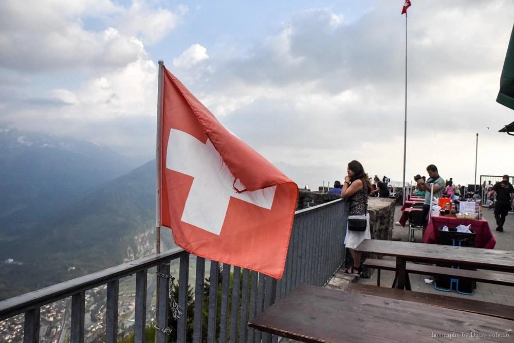 Harder Kulm, 哈德昆, 茵特拉肯, interlaken, 瑞士自由行, 瑞士自助旅行, 瑞士纜車, 瑞士景點, 少女峰區