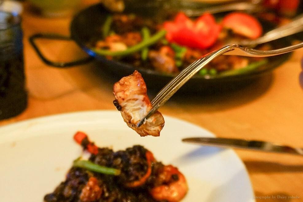 luzern, bolero, 琉森美食, 盧森美食, 琉森火車站, 琉森餐廳, 瑞士美食, 西班牙海鮮燉飯, 西班牙油條