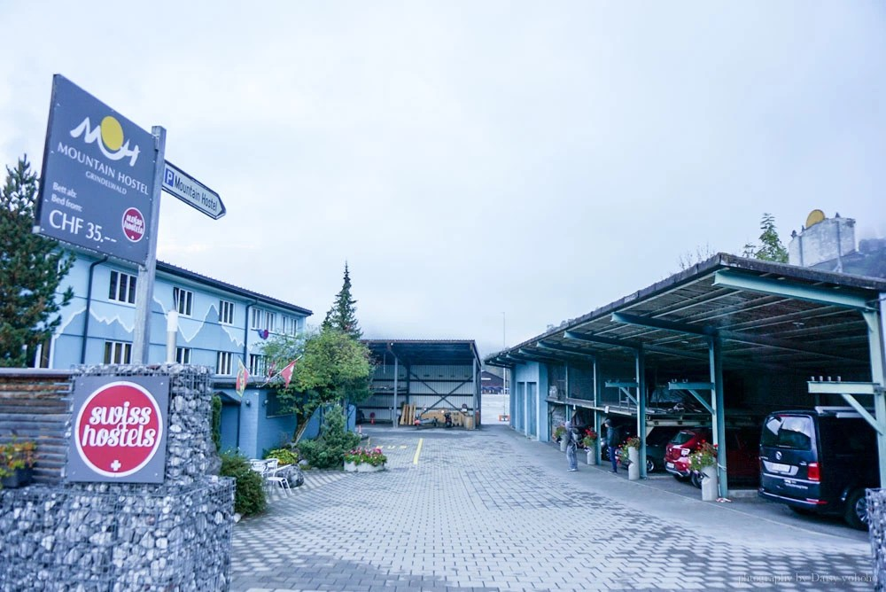 mountain hostel, 少女峰, 瑞士住宿, 少女峰住宿, 青年旅館, 格林德瓦, 格林德瓦住宿, grindelwald