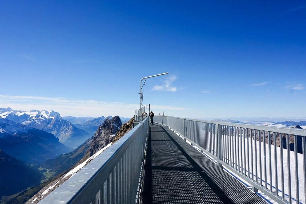 titlis, 鐵力士山, 瑞士自由行, 瑞士自助旅行, 瑞士纜車, 旋轉纜車, 英格堡, ice flyer, 冰川樂園