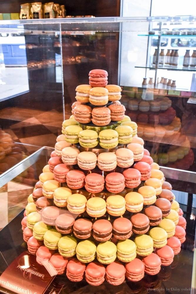 Sprungli, 蘇黎世, 巧克力, 咖啡館, 瑞士巧克力, 蘇黎世美食, 蘇黎世下午茶, 蘇黎世巧克力, 熱巧克力, 瑞士美食