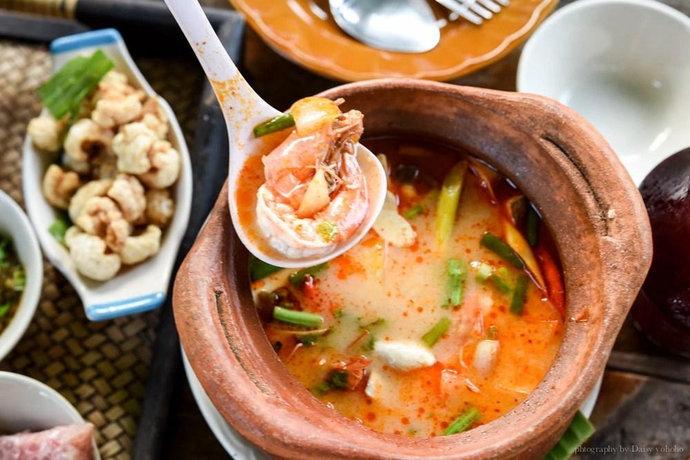 泰國美食, 泰國小吃, 泰國料理, 冬陰功, 泰式酸辣湯, 泰式酸辣蝦湯