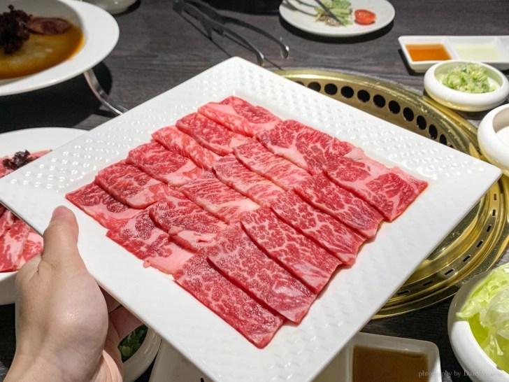 taichungg 11 - 屋馬燒肉 園邸店 | 沒訂位?等到宵夜場 23:30 才吃到的台中人氣燒肉店!!