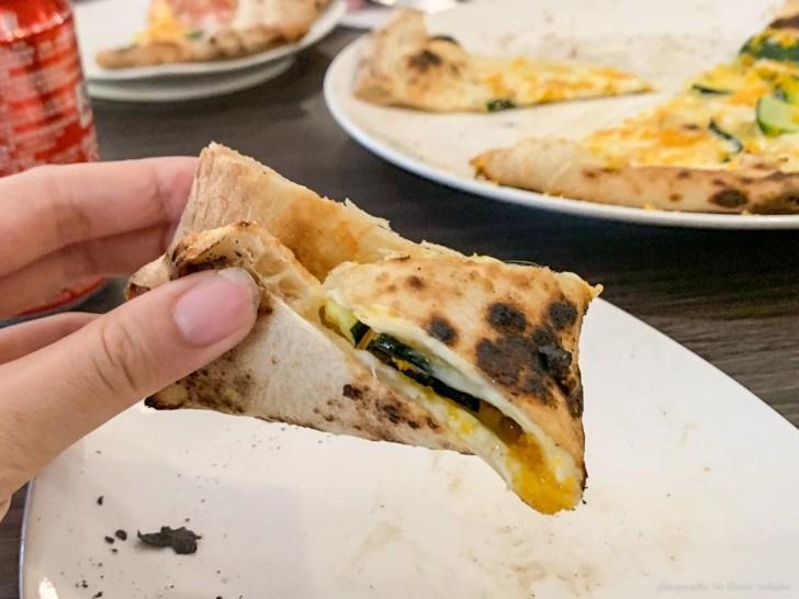 zoca pizza 1 - 台北大安區披薩 | ZOCA PIZZA 佐佧義式窯烤披薩屋 義大利人推薦的道地披薩!