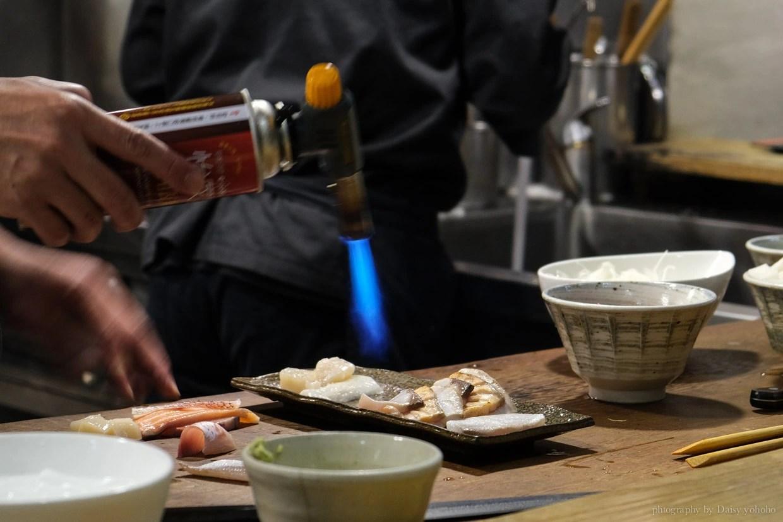 揪鬪本家, 東門站美食, 中正紀念堂美食, 台北日式料理, 生魚片丼飯, 花魚一夜干, 明太子, 金甌女中美食