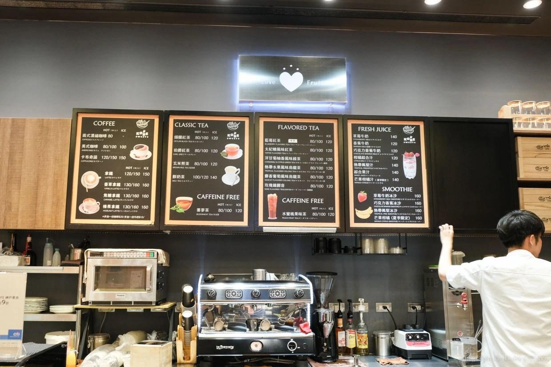 微風南山, Kobe sweets cafe, 微風南山美食, 微風南山, 神戶果實, 神戶水果蛋糕, 水果塔, 日本來台, 草莓蛋糕
