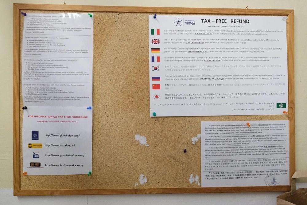 義大利米蘭進瑞士策馬特, Zermatt, Milano, 米蘭交通, 義大利瑞士, 策馬特交通, 歐盟退稅, 義大利進瑞士退稅, 瑞士退稅, 跨國退稅