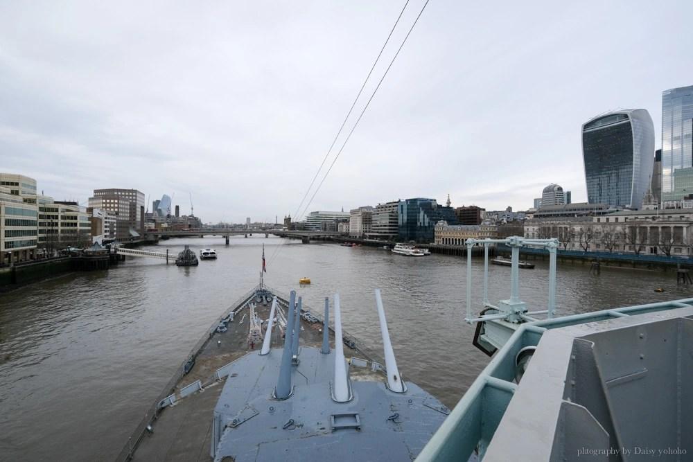 HMS belfast, 貝爾法斯特號, 泰晤士河軍艦, 帝國戰爭博物館, 倫敦景點, 倫敦塔戰艦, 英國自由行, 倫敦自助