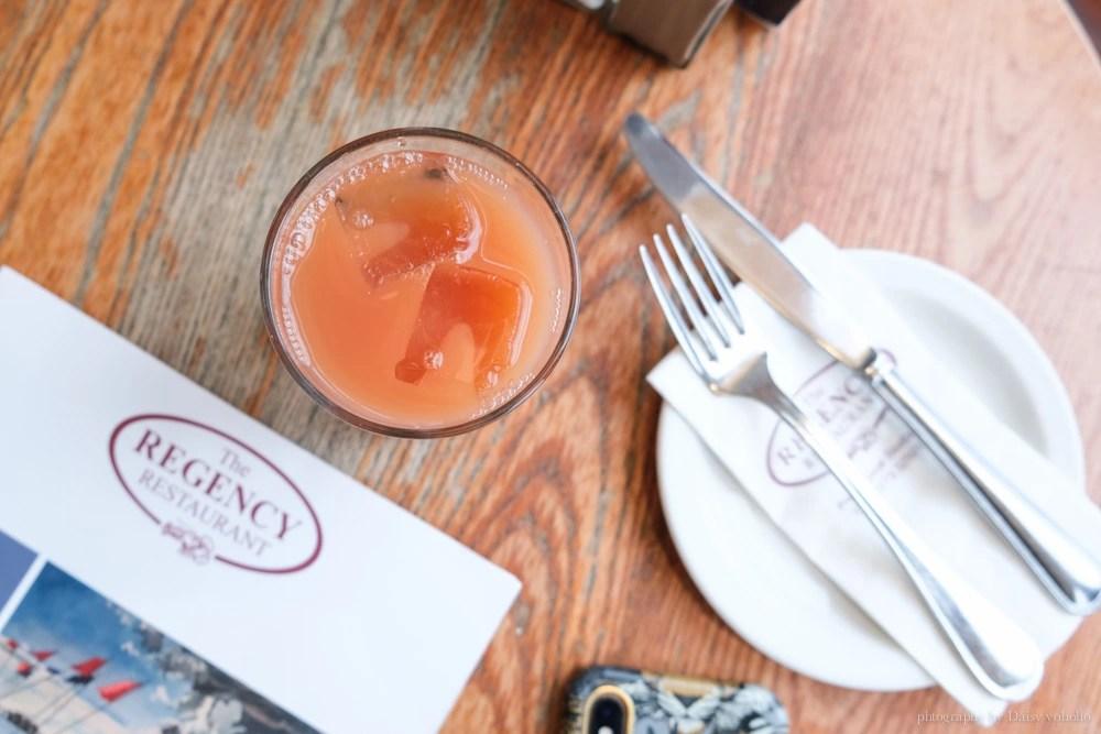 布萊頓美食, 攝政餐廳, 布萊頓海鮮, 英國布萊頓, 布萊頓海鮮義大利麵, 布萊頓海景餐廳