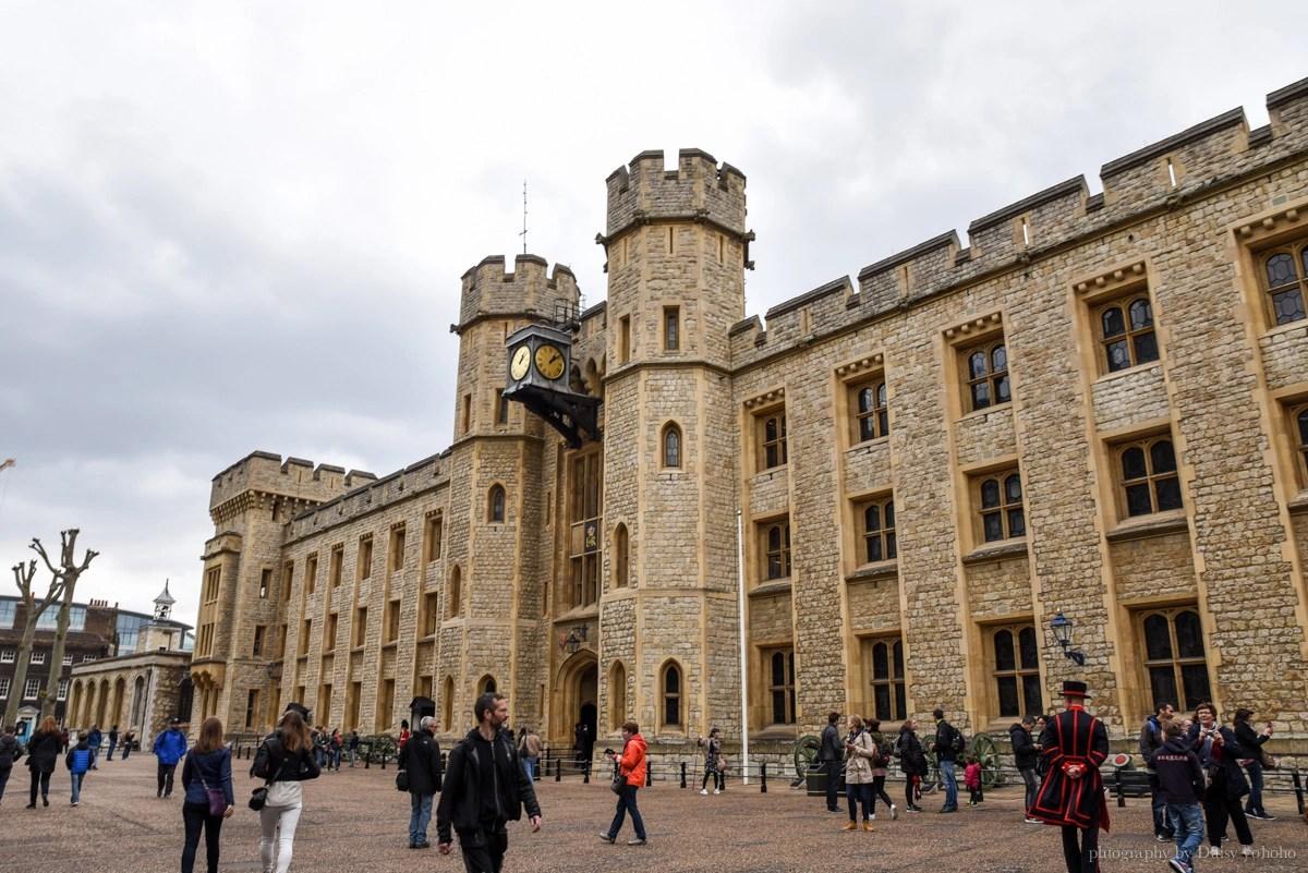 Tower of london, London Pass, 倫敦通行證, 倫敦景點, 英國城堡, 英國世界文化遺產