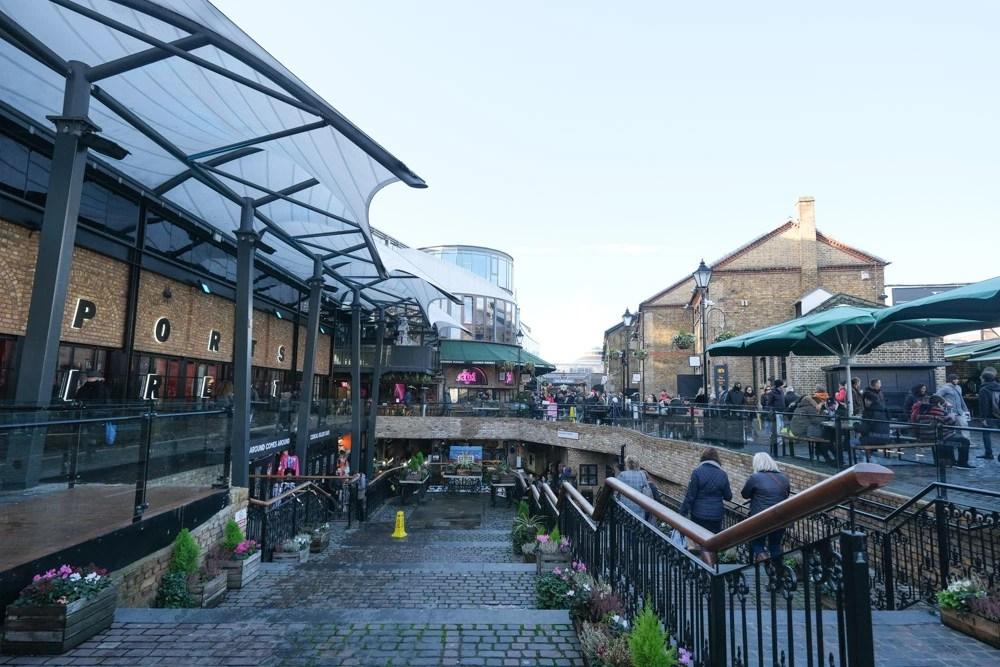 Camden Market, 肯頓市集, 倫敦景點, 倫敦市集, 倫敦小吃, 英國倫敦, Camden Town