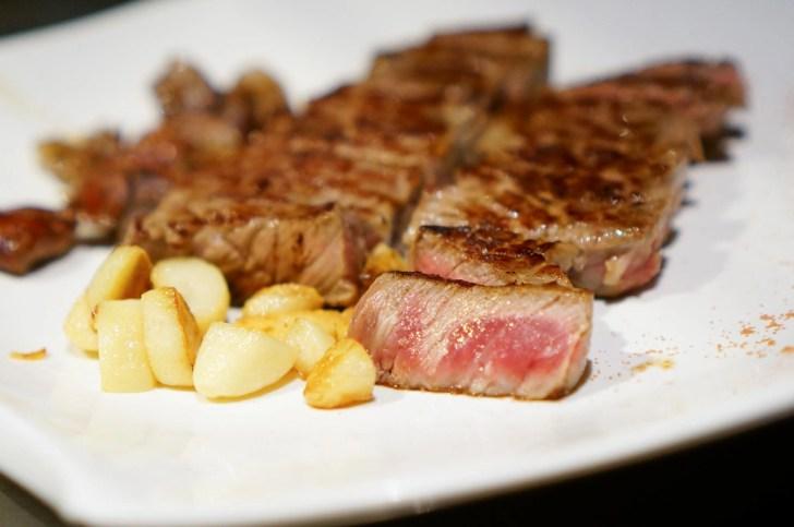 hana teppanyaki 29 - 台北 Hana 錵鐵板燒餐廳 農安街高級鐵板燒料理,回訪很多次還是很喜歡!