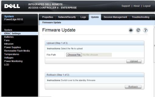 idrac6-firmware-update