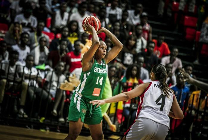 Afrobasket féminin / Sénégal - Égypte : Les