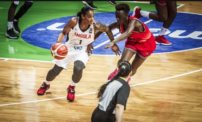 Afrobasket féminin 2019 / Play-Offs : L'Angola sort le Kenya (64-51) et ira défier le Sénégal en quart de finale