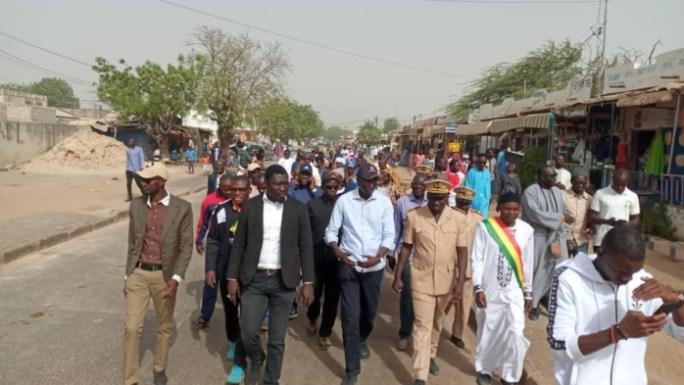 DIOURBEL / Dame Diop balaie Noumbé Diop et félicite le chef de l'État...