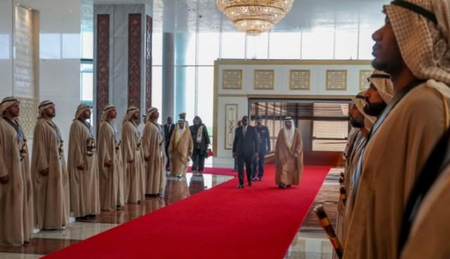 LE PRÉSIDENT SALL À ABU DHABI /  Un après-midi qui sera ponctué de rencontres avec les investisseurs