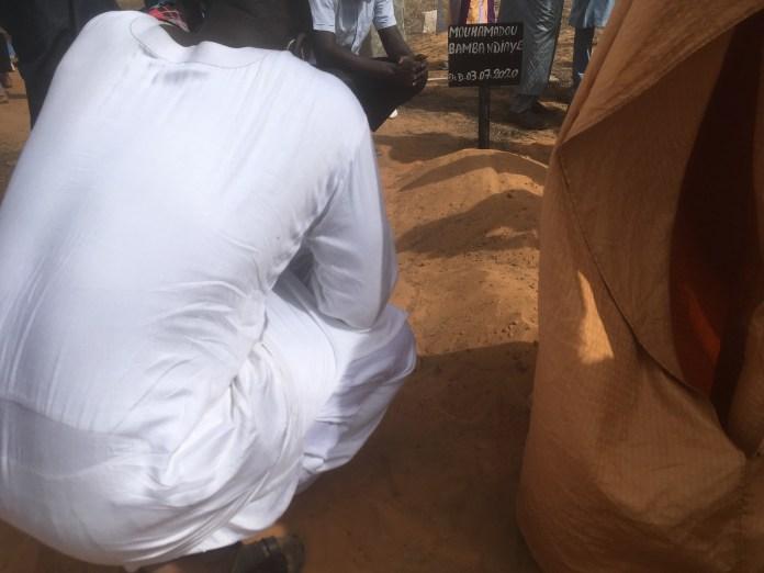 Inhumation : Mamadou Bamba Ndiaye repose désormais à Yoff.