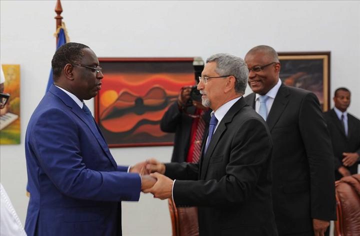 Les accords signés entre le Sénégal et le Cap-Vert ce jeudi