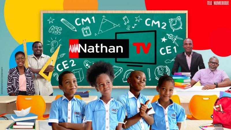 NATHAN TV : la nouvelle chaîne CANAL+ pour les tout-petits