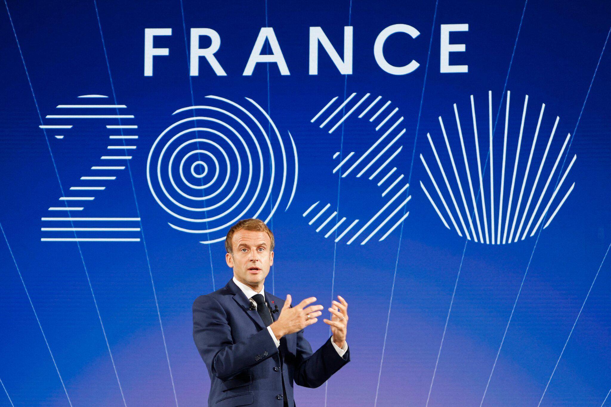 France 2030 : le plan commando d'Emmanuel Macron