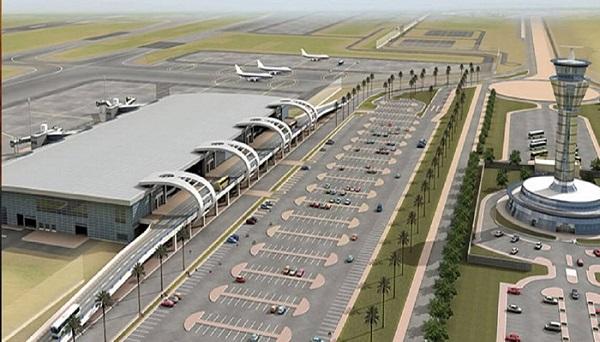 Infrastructures : L'aéroport de Saint-Louis disponible début 2022
