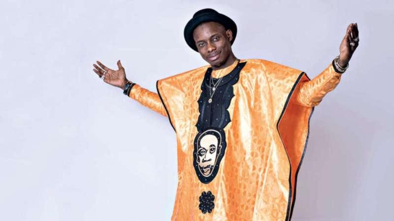 Le chanteur Sidiki Diabaté au sommet de la musique francophone