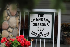 The Changing Seasons Bed & Breakfast, Nanton, Alberta, Canada