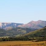 fall, saddle mountain